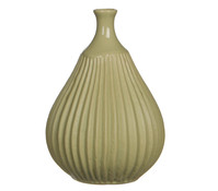 Casa Vivante Keramik Vase, Ø 13,5 x 18,5 cm