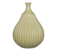 Casa Vivante Keramik Vase, Ø 16 x 22 cm