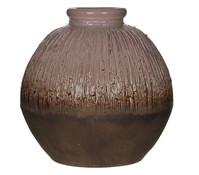Casa Vivante Terrakotta Vase, Ø 25 x 25 cm