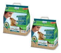 Cat's Best Green Power, Katzenstreu, 2 x 8 Liter