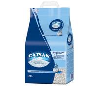 Catsan Hygiene plus, Katzenstreu, 20 Liter