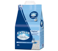 Catsan Hygienestreu für Katzen, 20 l