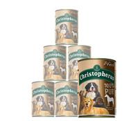 Christopherus 100% Pur, Nassfutter, 6 x 400g