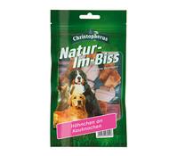 Christopherus Natur im Biss Kauknochen, Hundesnack, 70g