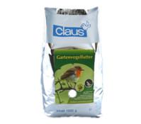 Claus Volieren- und Gartenvogelfutter, 1 kg