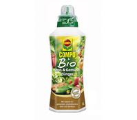 COMPO Bio Obst- und Gemüsedünger, flüssig, 1 l