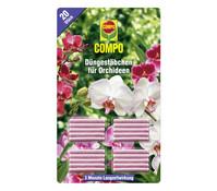 COMPO Düngestäbchen für Orchideen, 20 Stäbchen