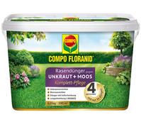 COMPO Floranid® Rasendünger gegen Unkraut + Moos, 6 kg