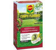 COMPO Floranid® Rasendünger plus Unkrautvernichter