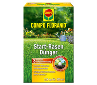 COMPO Floranid® Start-Rasen Langzeit-Dünger, 2,5 kg