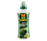 COMPO Grünpflanzen- und Palmendünger, 1 l