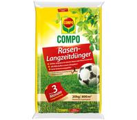 COMPO Rasen-Langzeitdünger, 20 kg