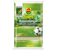 COMPO Rasendünger mit Langzeitwirkung, 12,5 kg