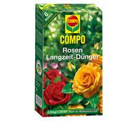 COMPO Rosen Langzeit-Dünger, 2,5 kg