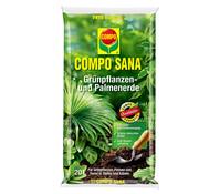COMPO SANA Grünpflanzen- und Palmenerde, 20 l