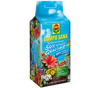 COMPO SANA® Qualitäts-Blumenerde ca. 50 % weniger Gewicht
