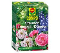 COMPO Stauden Langzeitdünger, 2,5 kg