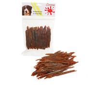 Corwex Entenbrust in Streifen, Hundesnack