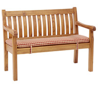 Dehner Akazienbank St. Ives, 3-Sitzer, 160 x 67 x 89 cm