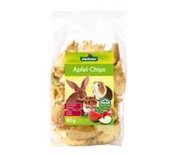 Dehner Apfel-Chips, Nagersnack, 80 g