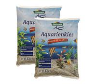 Dehner Aqua Aquarienkies, 3-5 mm, 2 x 10kg