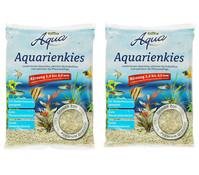 Dehner Aqua Aquarienkies, 5-8 mm, 2 x 10kg