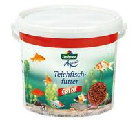 Dehner Aqua Teichfischfutter Color, Fischfutter, 5 l