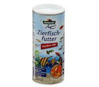 Dehner Aqua Zierfischfutter, Flocken-Mix