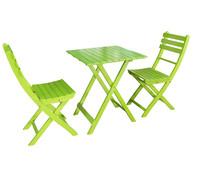 Dehner Balkon-Set Provence, apfelgrün