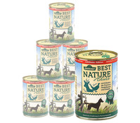 Dehner Best Nature Adult Wild & Fasan, Nassfutter, 6x400g/800g