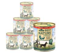 Dehner Best Nature Adult Wild & Fasan, Nassfutter, 6x400g/800g