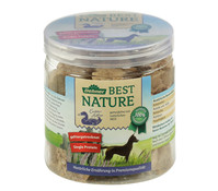 Dehner Best Nature Entenhälse, Hundesnacks, 90g