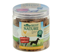 Dehner Best Nature Hühnerherzen, Hundesnacks, 60g