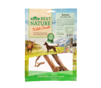 Dehner Best Nature Rehlauf, Hundesnack, 2 Stück