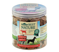 Dehner Best Nature Rinderlunge, Hundesnacks, 45g