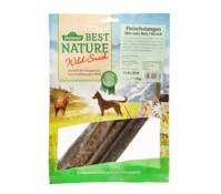 Dehner Best Nature Wildfleischstangen, Hundesnack, 100g