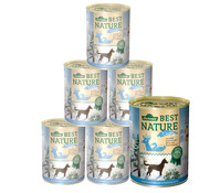 Dehner Best Nature Wintermenü, Nassfutter, 6x400g/800g