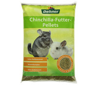 Dehner Chinchillafutter Pellets, 5 kg