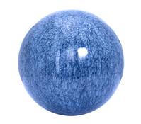 Dehner Edelstahlkugel marmoriert, blau