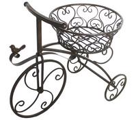 Dehner Fahrrad mit Pflanzkorb