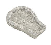 Dehner Granit-Bachlaufschale, grau