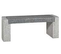 Dehner Granit-Bank, 2-Sitzer