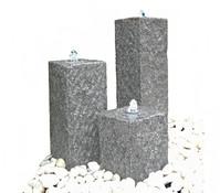 Dehner Granit-Gartenbrunnen Nizza, 35 x 55 x 35 cm