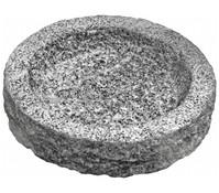 Dehner Granit-Vogeltränke, Ø 35 cm