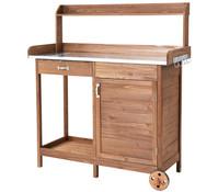 Dehner Holz-Pflanztisch 'Hamilton'