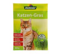 Dehner Katzengras Nachfüllpack, 100 g