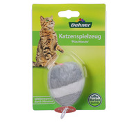 Dehner Katzenspielzeug Plüschbeutel