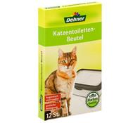 Dehner Katzentoilettenbeutel, 12 Stk.