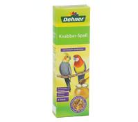 Dehner Knabberspaß mit Honig für Großsittiche, 2 Stk.