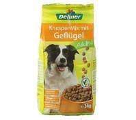 Dehner Knusper Mix Adult mit Geflügel, Trockenfutter